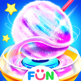Rainbow Cotton Candy Maker – Sweet Games for Girls