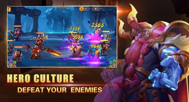 Mobile League: Shadow Wars screenshot 3