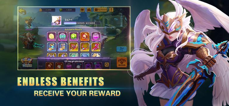 Mobile League: Shadow Wars screenshot 11