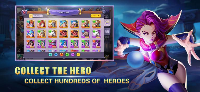 Mobile League: Shadow Wars screenshot 12