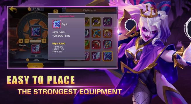 Mobile League: Shadow Wars screenshot 4
