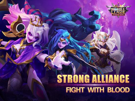 Mobile League: Shadow Wars screenshot 5
