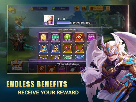 Mobile League: Shadow Wars screenshot 6
