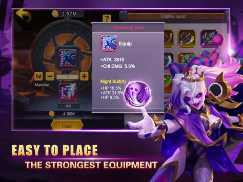 Mobile League: Shadow Wars screenshot 9