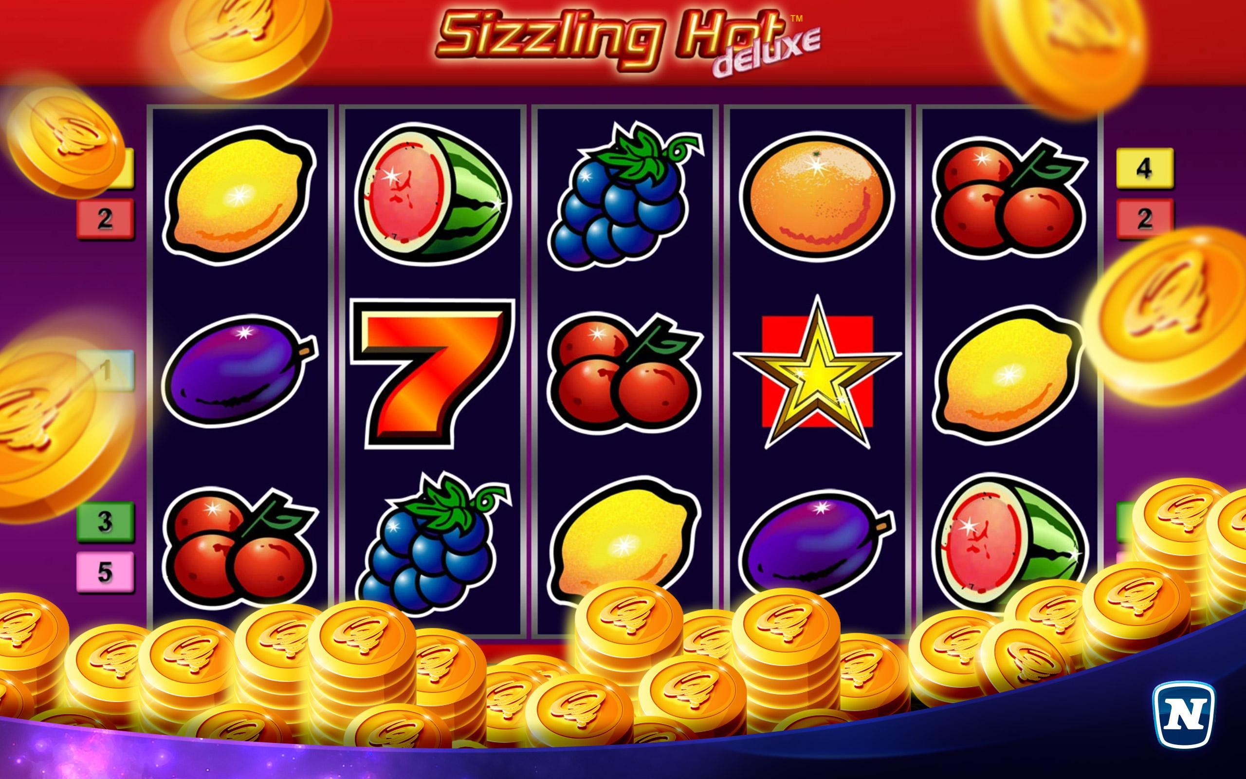 Sizzling Hot Spiel Download