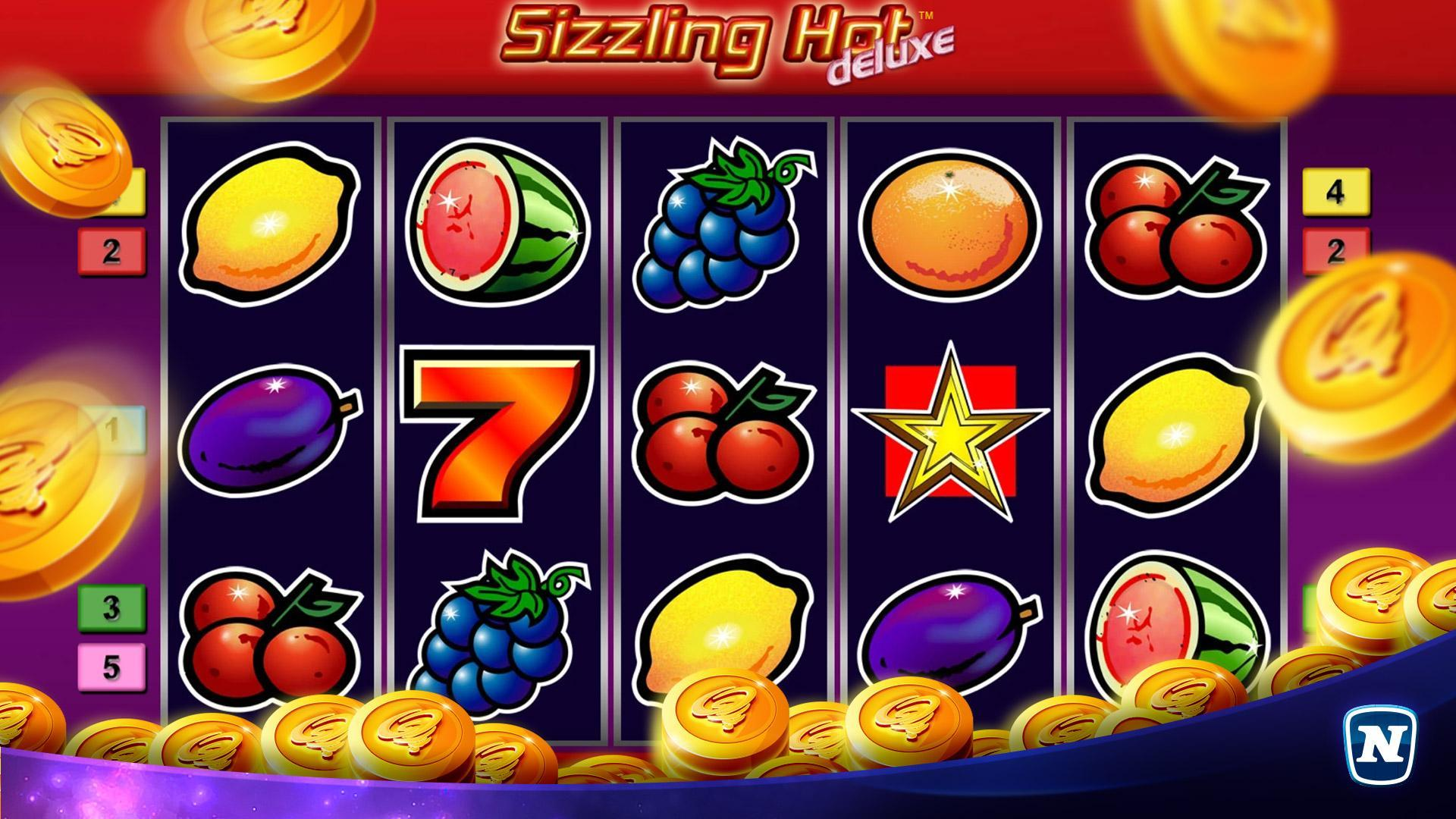 Sizzling Hot Slots Free Download