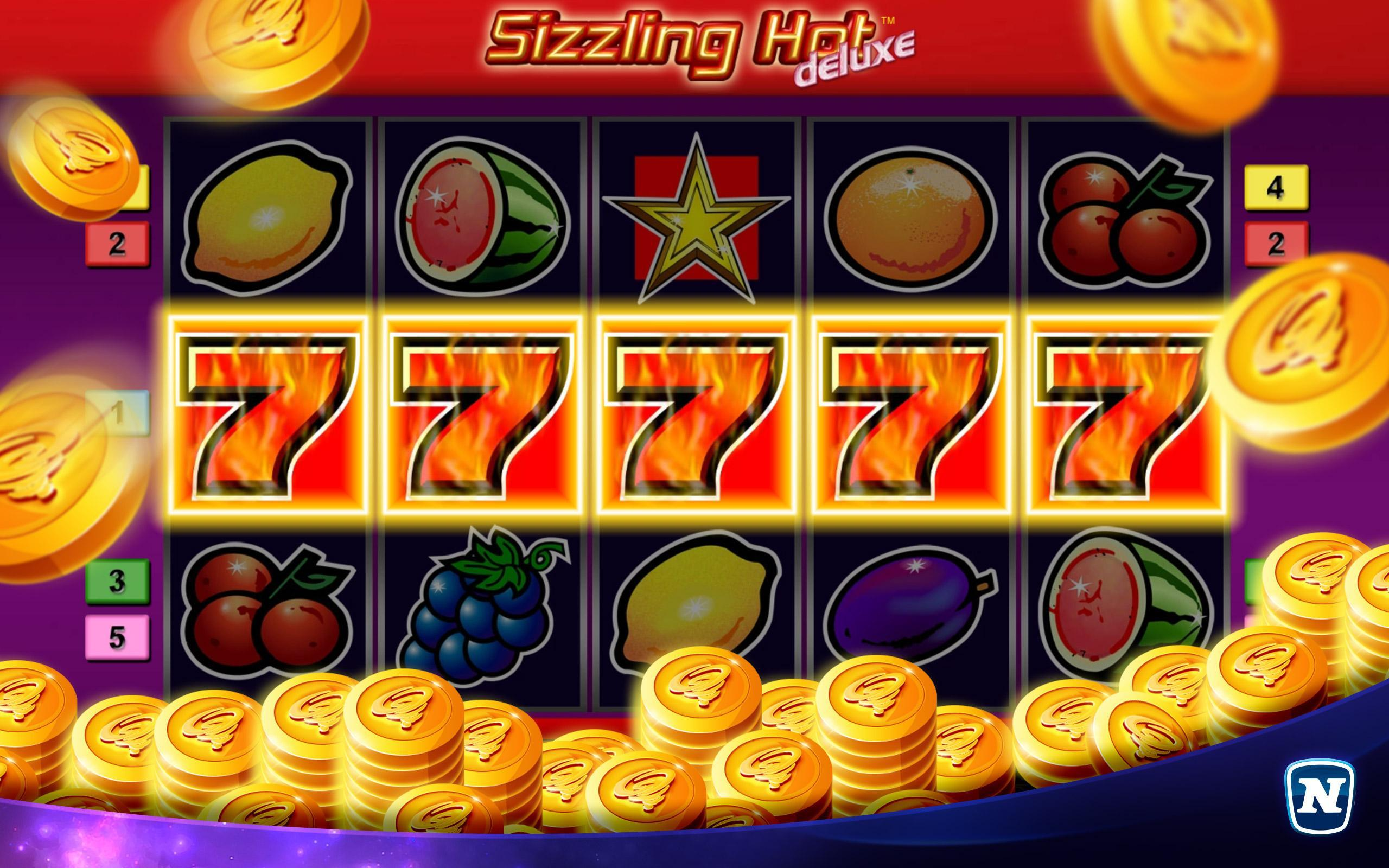 Sizzling Hot Deluxe For Ipad