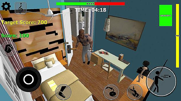 Бабушкин дом: игра ужасов скриншот 11