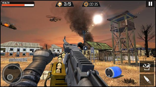 Modern Gun Strike screenshot 1