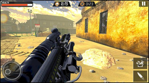 Modern Gun Strike screenshot 6