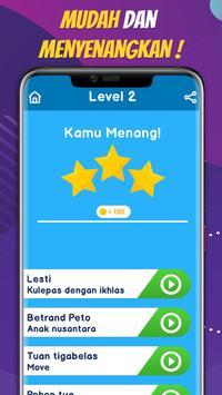 Tebak Lagu Indonesia 2021 Offline screenshot 6