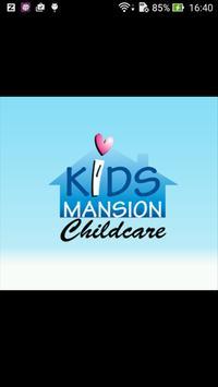 Kids Mansion Childcare poster