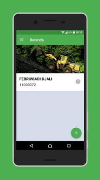 Berau Coal HSE Automation screenshot 1