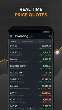 Investing.com: Stocks, Finance, Markets & News poster