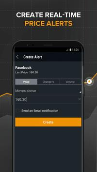Stocks, Forex, Finance, Markets: Portfolio & News screenshot 5