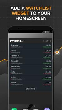 Investing.com: Stocks, Finance, Markets & News screenshot 6