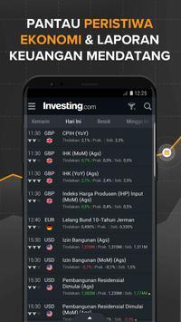 Finance: Bursa, Pasar Saham, Berita & Portofolio screenshot 3