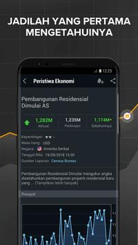 Finance: Bursa, Pasar Saham, Berita & Portofolio screenshot 4