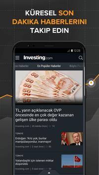 Investing Ekran Görüntüsü 3