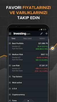 Investing Ekran Görüntüsü 7