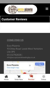 Ecco Pizzeria screenshot 4