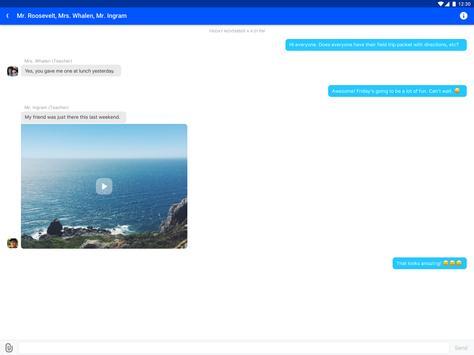 Edmodo screenshot 6