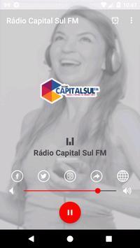 Rádio Capital Sul FM screenshot 1