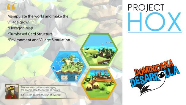 Proyecto Hox screenshot 1