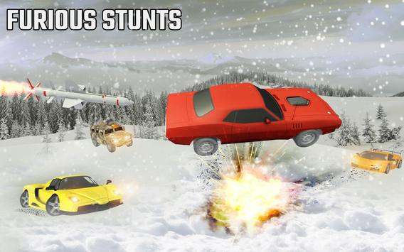 1 Schermata Furious Car Racer