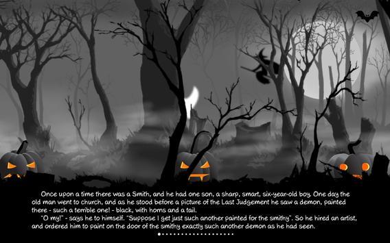 Halloween Scary Tales screenshot 5