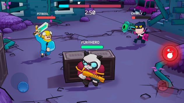 Fury Wars скриншот 6