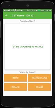 FUTO E-Learning App (Harmattan) screenshot 3