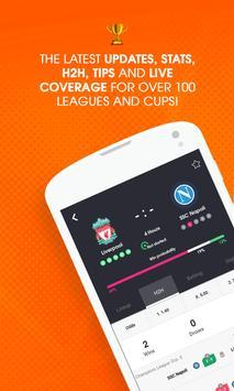 Football Scores & Livescore - Futaa syot layar 3