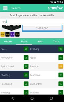FUT 19 Draft, Squad Builder & SBC - FUTBIN captura de pantalla 10
