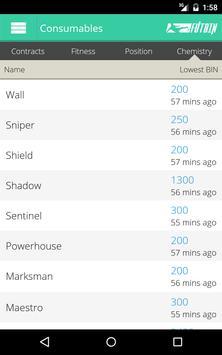 FUT 19 Draft, Squad Builder & SBC - FUTBIN スクリーンショット 11