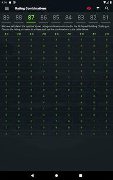 FUTBIN captura de pantalla 2