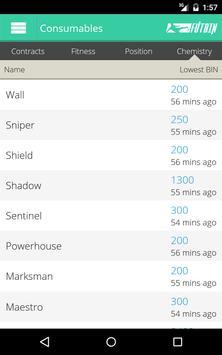 FUT 19 Draft, Squad Builder & SBC - FUTBIN captura de pantalla 8