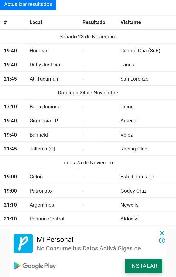Futbol libre tv tnt sport en vivo