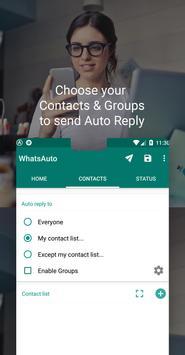 WhatsAuto screenshot 3