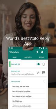 WhatsAuto poster