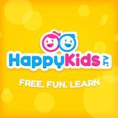 Icona HappyKids - Free, Kid Safe Videos, Shows & Movies