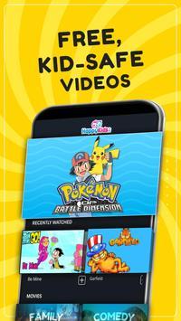1 Schermata HappyKids - Free, Kid Safe Videos, Shows & Movies