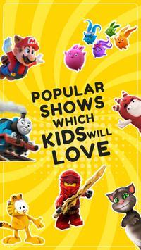 2 Schermata HappyKids - Free, Kid Safe Videos, Shows & Movies