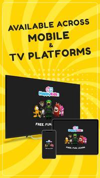 3 Schermata HappyKids - Free, Kid Safe Videos, Shows & Movies