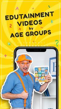 4 Schermata HappyKids - Free, Kid Safe Videos, Shows & Movies