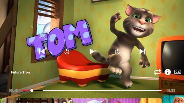 5 Schermata HappyKids - Free, Kid Safe Videos, Shows & Movies