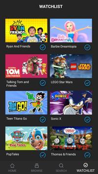 6 Schermata HappyKids - Free, Kid Safe Videos, Shows & Movies