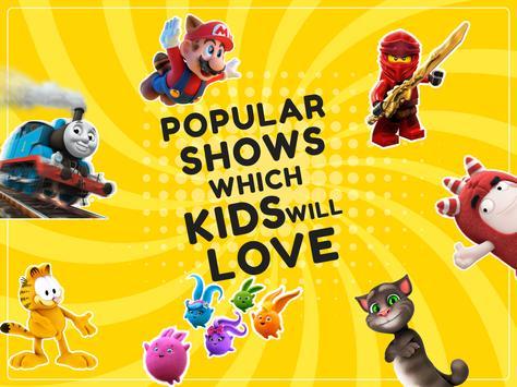 9 Schermata HappyKids - Free, Kid Safe Videos, Shows & Movies