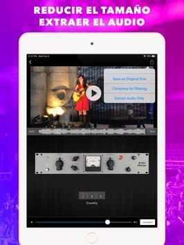 VideoMaster captura de pantalla 17