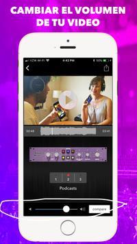 VideoMaster captura de pantalla 2